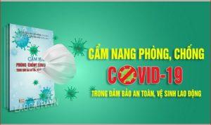 CẨM NANG PHÒNG CHỐNG COVID